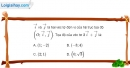 Bài 1.97 trang 49 SBT hình học 10