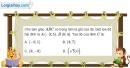 Bài 1.98 trang 50 SBT hình học 10