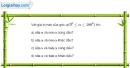 Bài 2.1 trang 81 SBT hình học 10