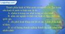 Câu 9 trang 57 SBT địa 12