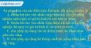 Câu 1 trang 60 SBT địa 12