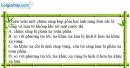 Bài 24.7, 24.8 trang 65 SBT Vật Lí 12