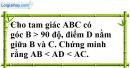 Bài 3 trang 36 SBT toán 7 tập 2
