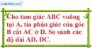 Bài 6 trang 37 SBT toán 7 tập 2