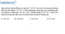 Bài 22.4 trang 53 SBT Vật Lí 11