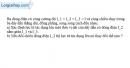 Bài IV.9 trang 55 SBT Vật Lí 11