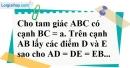 Bài 6 trang 84 SBT toán 8 tập 2