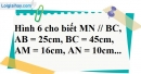 Bài 7 trang 84 SBT toán 8 tập 2