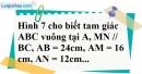 Bài 8 trang 84 SBT toán 8 tập 2