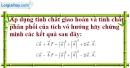 Bài 2.14 trang 91 SBT hình học 10