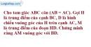 Bài 2.18 trang 92 SBT hình học 10