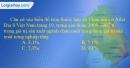 Câu 14 trang 69 SBT địa 12