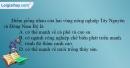 Câu 2 trang 77 SBT địa 12