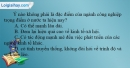 Câu 2 trang 80 SBT địa 12