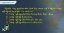 Câu 3 trang 81 SBT địa 12