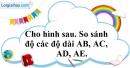 Bài 11 trang 38 SBT toán 7 tập 2