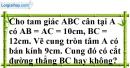 Bài 13 trang 38 SBT toán 7 tập 2