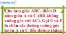 Bài 14 trang 38 SBT toán 7 tập 2