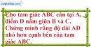 Câu 16 trang 38 Sách Bài Tập (SBT) Toán lớp 7 tập 2