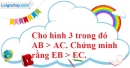 Bài 17 trang 38 SBT toán 7 tập 2
