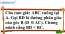 Bài 2.4, 2.5, 2.6 phần bài tập bổ sung trang 39, 40 SBT toán 7 tập 2
