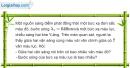 Bài 25.23 trang 71 SBT Vật Lí 12