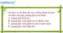 Bài 26.5, 26.6, 26.7 trang 73 SBT Vật Lí 12