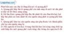 Bài 26.8, 26.9 trang 73 SBT Vật Lí 12