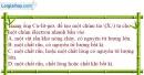 Bài 28.1, 28.2, 28.3, 28.4 trang 78 SBT Vật Lí 12