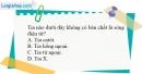 Bài V.10, V.11, V.12 trang 82 SBT Vật Lí 12