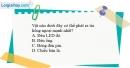 Bài V.4, V.5, V.6 trang 81 SBT Vật Lí 12