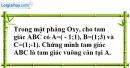 Bài 2.24 trang 92 SBT hình học 10