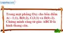 Bài 2.25 trang 92 SBT hình học 10