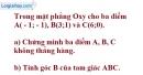 Bài 2.26 trang 92 SBT hình học 10