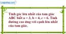Bài 2.30 trang 101 SBT hình học 10