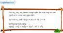 Bài 2.33 trang 102 SBT hình học 10