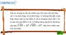 Bài 2.43 trang 103 SBT hình học 10