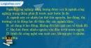 Câu 1 trang 83 SBT địa 12