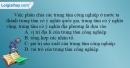 Câu 6 trang 89 SBT địa 12
