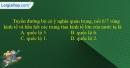 Câu 1 trang 94 SBT địa 12