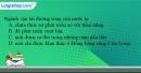 Câu 5 trang 94 SBT địa 12