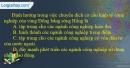 Câu 8 trang 111 SBT địa 12