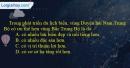 Câu 5 trang 117 SBT địa 12