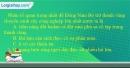 Câu 5 trang 126 SBT địa 12