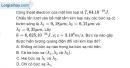 Bài 30.11, 30.12, 30.13 trang 85 SBT Vật Lí 12