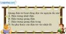 Bài 30.4, 30.5, 30.6 trang 87 SBT Vật Lí 12