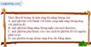 Bài 30.9, 30.10 trang 84 SBT Vật Lí 12