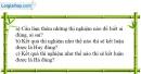 Bài 32.14 trang 93 SBT Vật Lí 12