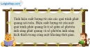 Bài 32.16 trang 93 SBT Vật Lí 12