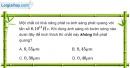Bài 32.9, 32.10, 32.11 trang 92 SBT Vật Lí 12